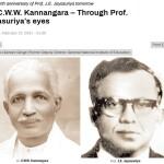 article _prof.J E Jayasuriya