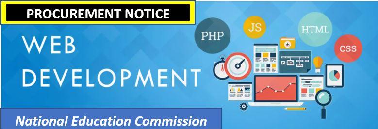 procurementNotice-webdev